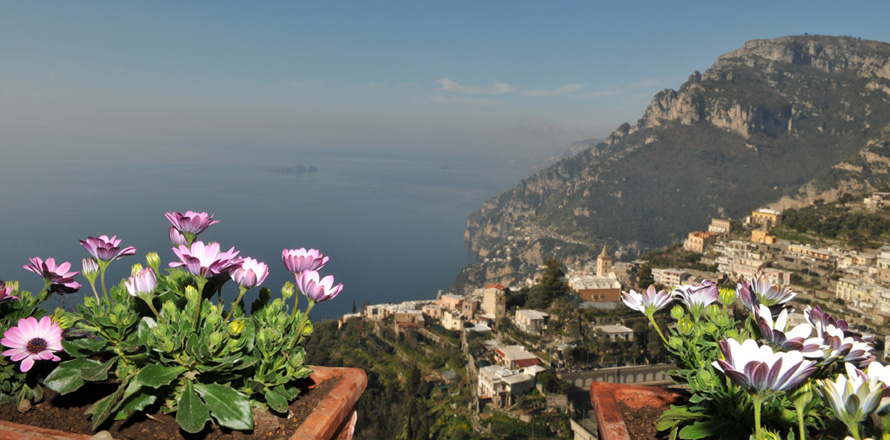 Bed and Breakfast Mamma Rosa - Montepertuso - Positano